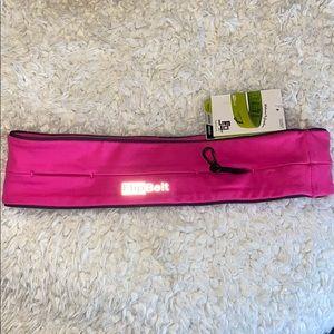 Workout Flip belt Pink Medium NWT